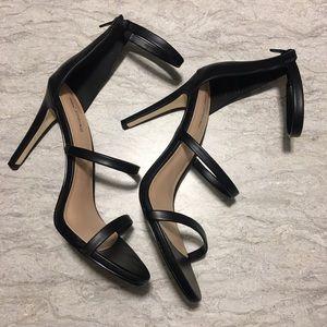 CALL IT SPRING black strap heels. Women US size 11
